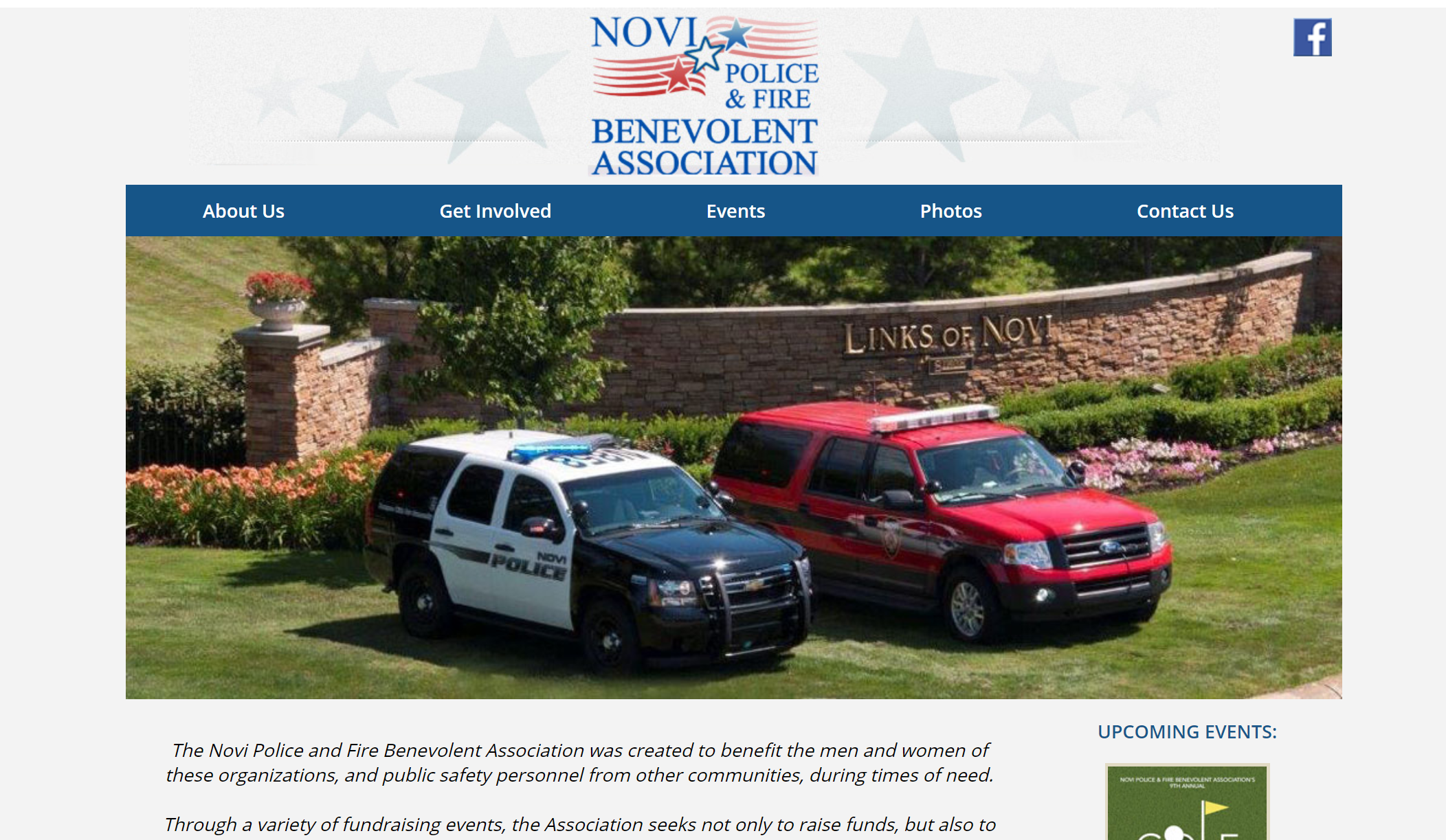 Novi Police & Fire Benevolent Association