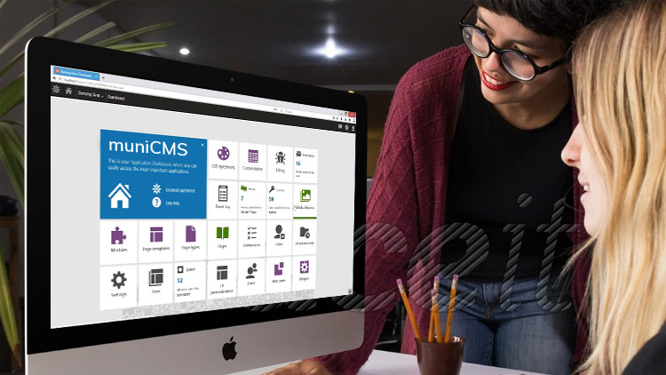 Content Management System muniCMS